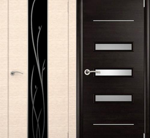 Двери МДФ (Пефектлайн)