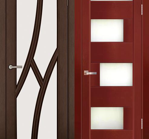 Двери из массива (Ольха)