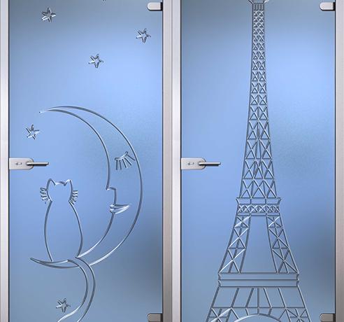 Двери стеклянные (Серия Фэнтези)