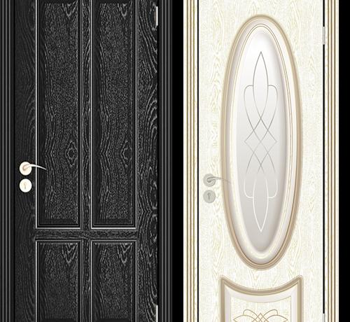 Двери шпонированные (Премиум)