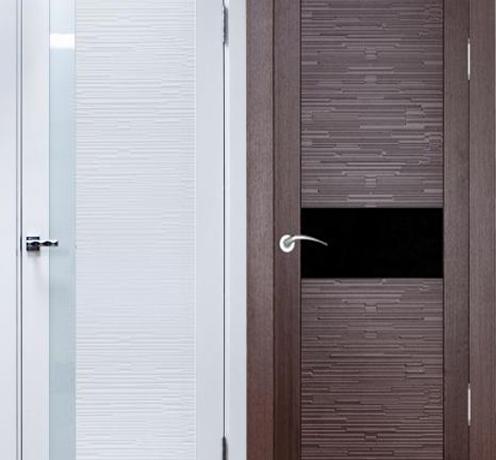 Двери шпонированные (3DX Дизайн)
