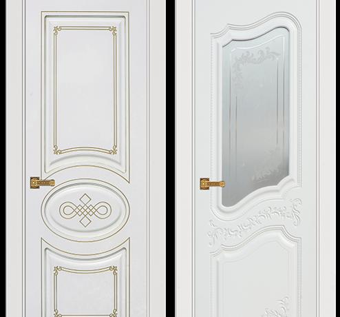 Двери эмаль (окрашенные) - Эмалит