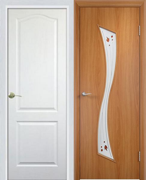 Двери МДФ (Ламинированные)