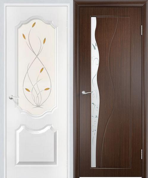 Двери ПВХ (Стандарт)