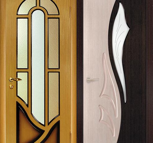Двери шпонированные (Стандарт)