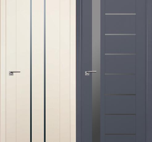 Двери экошпон (Серия U - модерн)